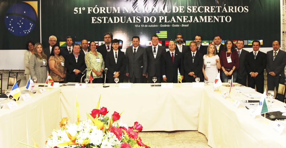 CONSEPLAN reúne 23 estados no 51º Fórum Nacional