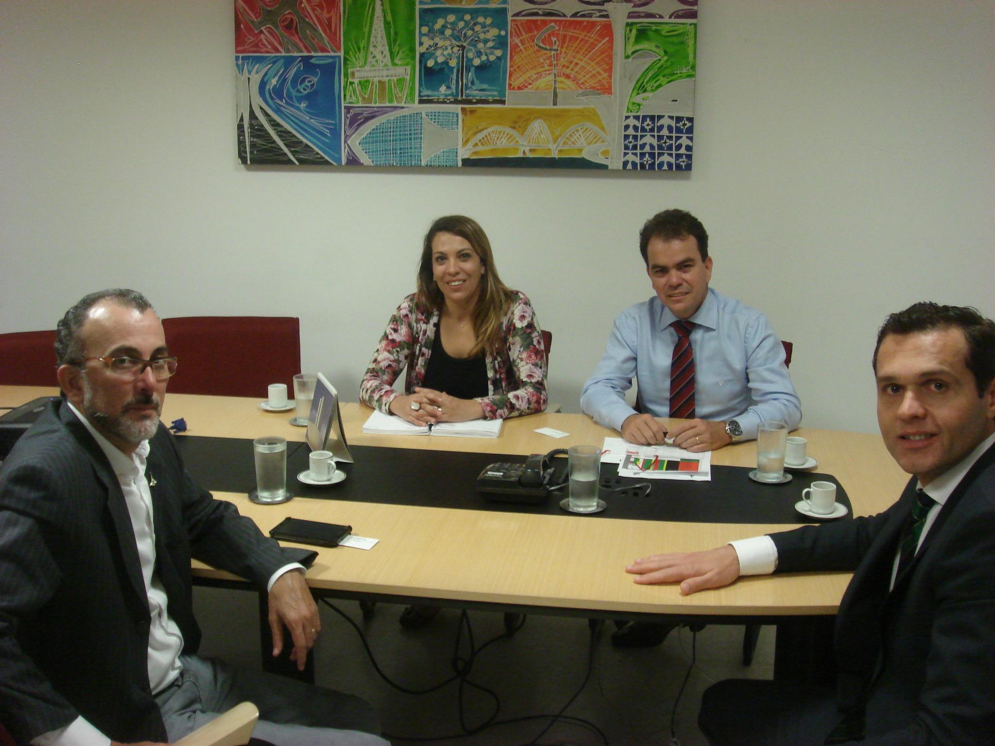 Congresso Consad é discutido em Brasília