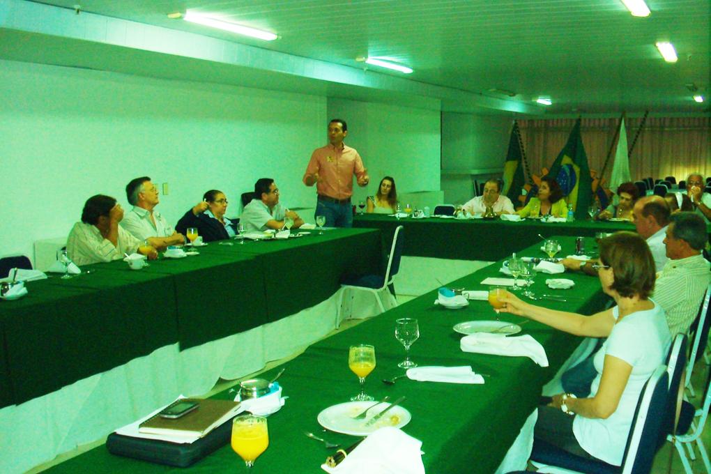 Almoço Rotary na Campanha Cid 40