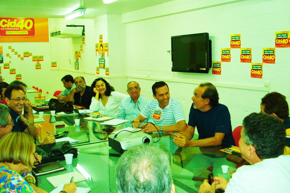 Reunião de Coordenadores Campanha Cid 40