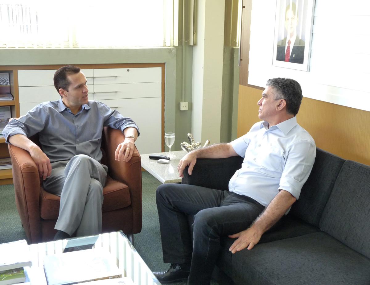 Seplag apoiará Prefeitura de Sobral na implantação do MAPP
