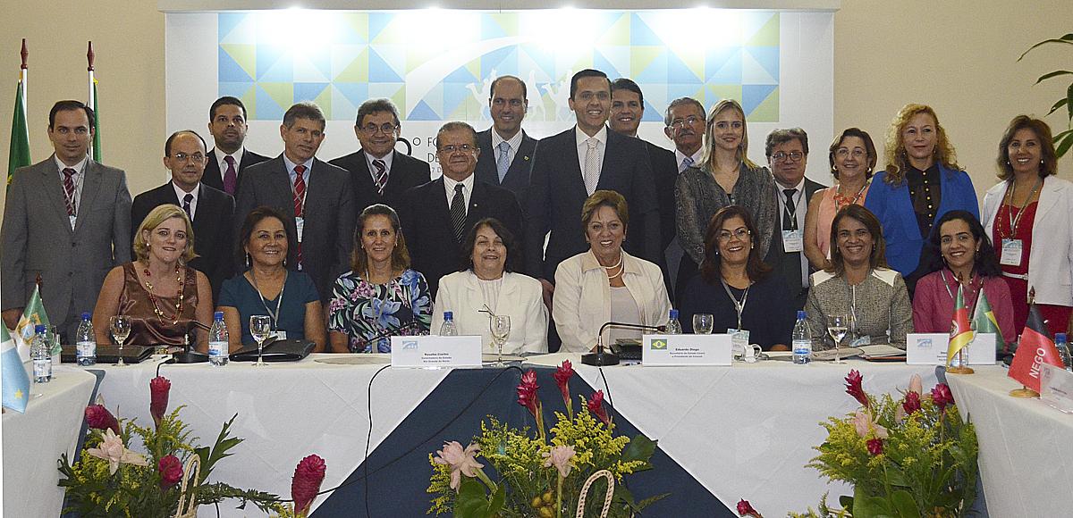 Fórum do CONSAD reúne 22 estados em Natal
