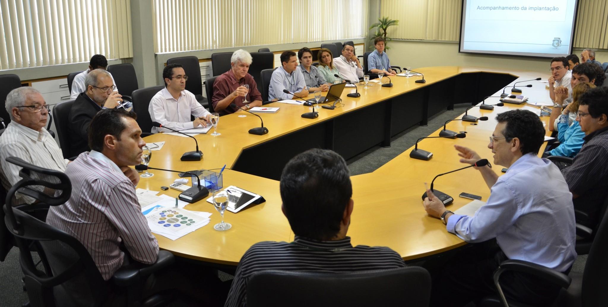 SEPLAG faz reunião de acompanhamento do S2GPR