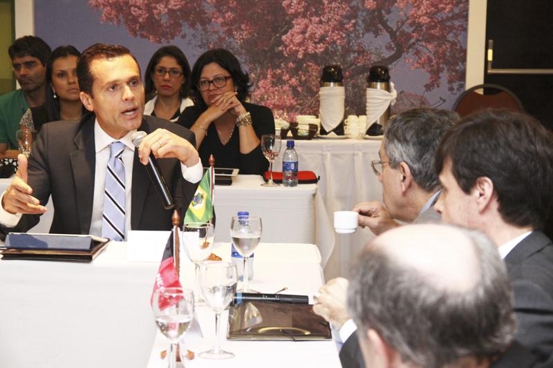 Secretário participa do Fórum do Conseplan
