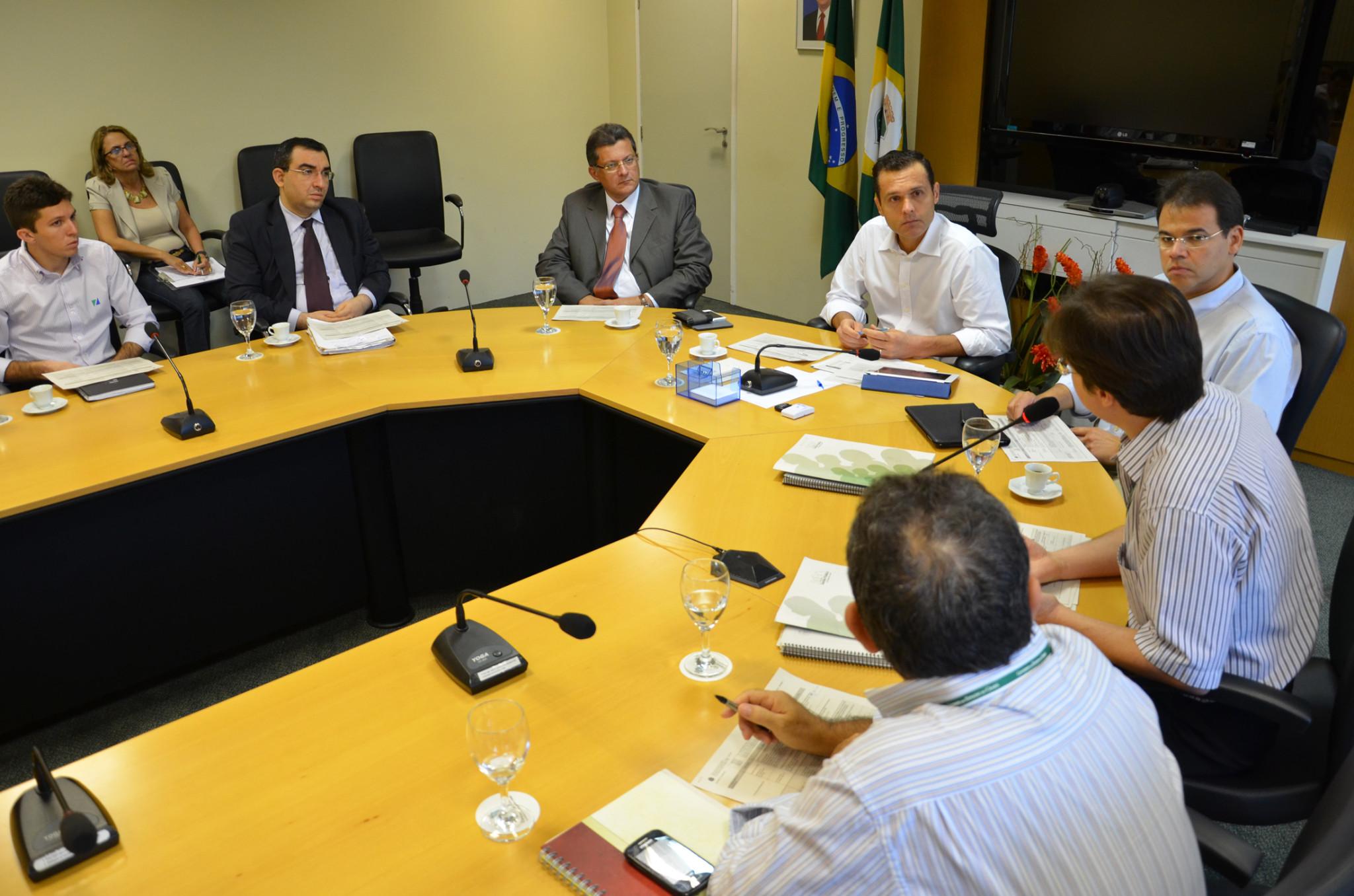 SEPLAG e PGE debatem criação da Central Previdenciária