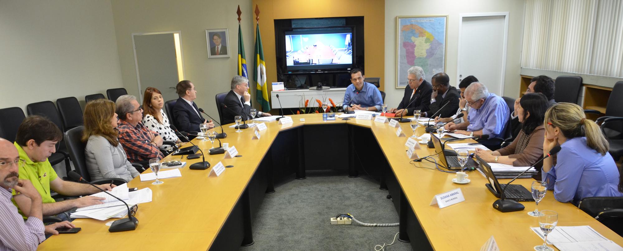 Governo e BIRD voltam a debater operação PforR