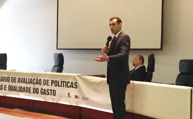 """Secretário faz palestra sobre """"Agenda Comum de Gestão Pública"""""""