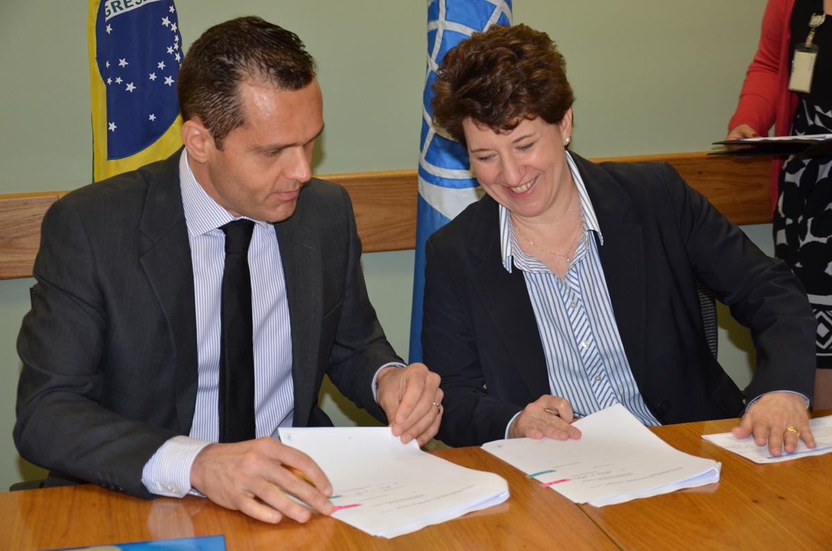 Ceará assina contrato de U$ 350 milhões com Banco Mundial