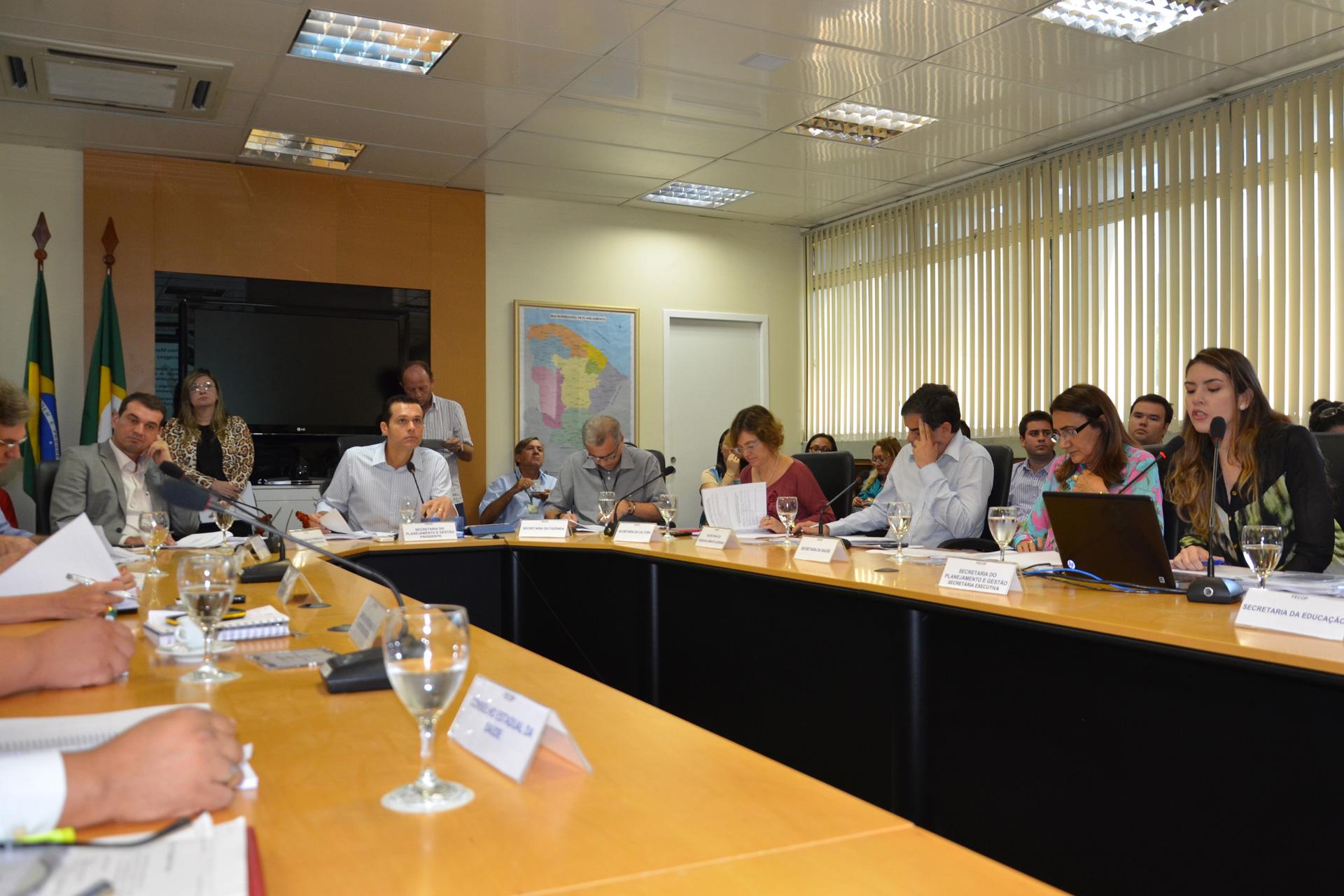 FECOP realiza primeira reunião do ano
