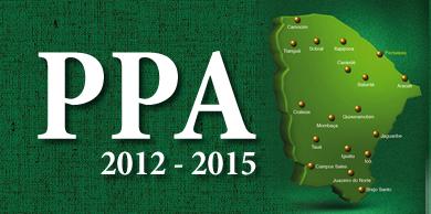 PPA Participativo 2012 – 2015 faz encontro de Fortaleza