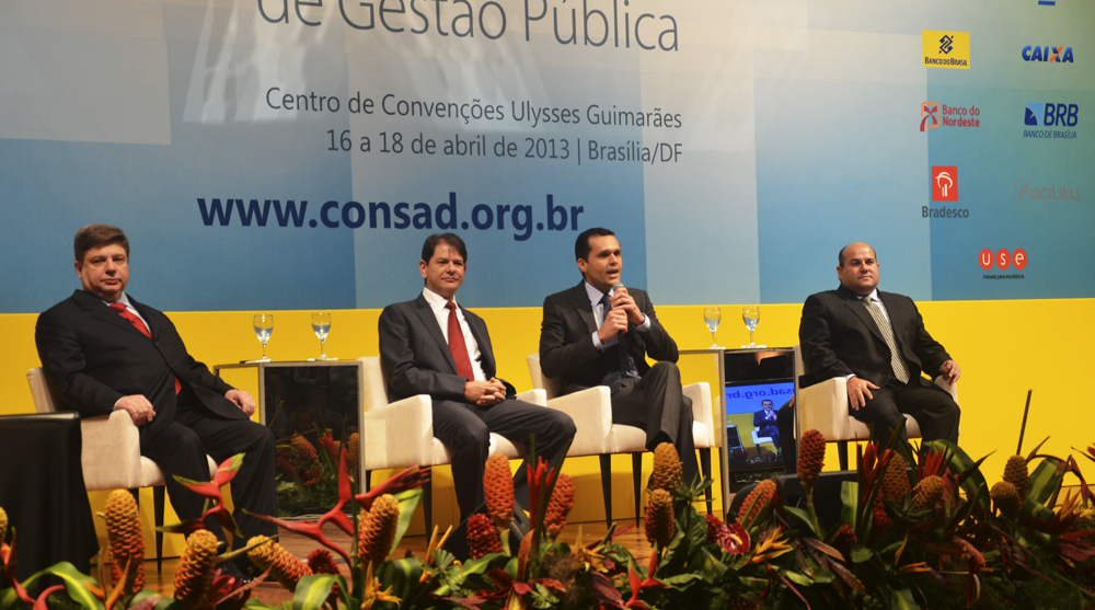 Governador defende democracia de oportunidades