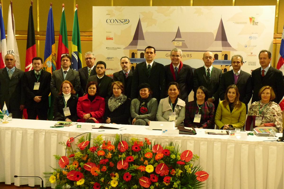 Consad realiza Fórum Nacional de Secretários da Administração