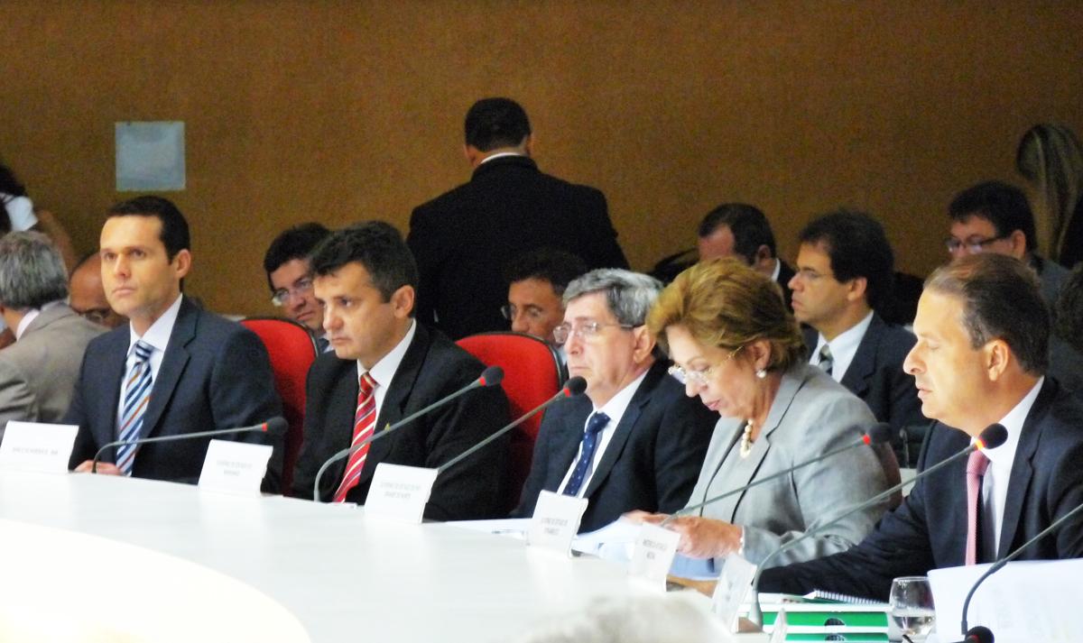 Secretário participa de reunião na Sudene