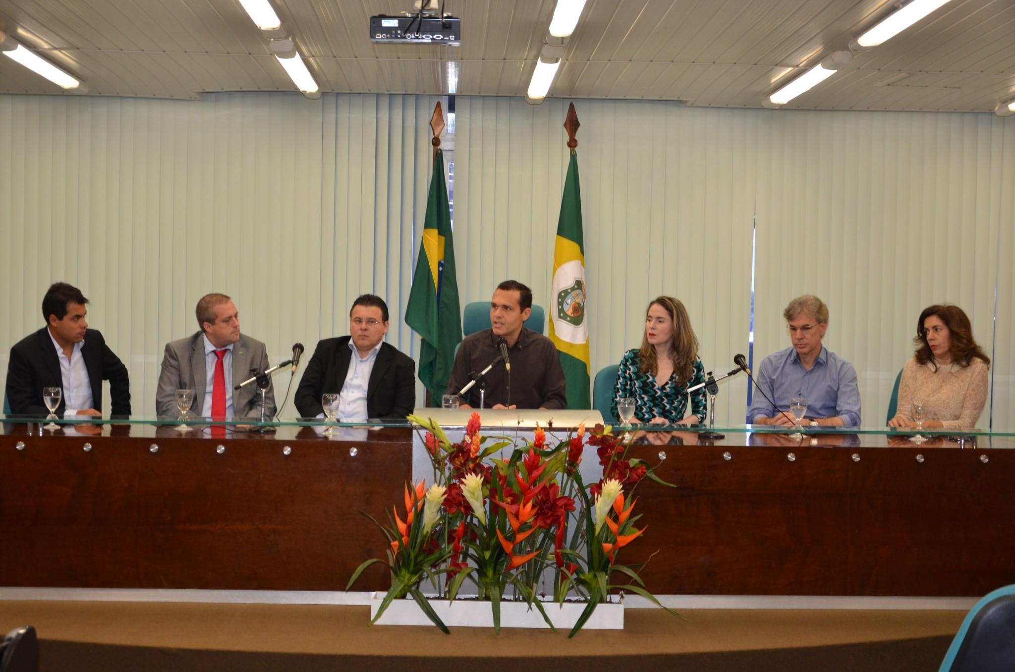 """Workshop do projeto """"Aperfeiçoando as PPPs"""" é realizado na SEPLAG"""