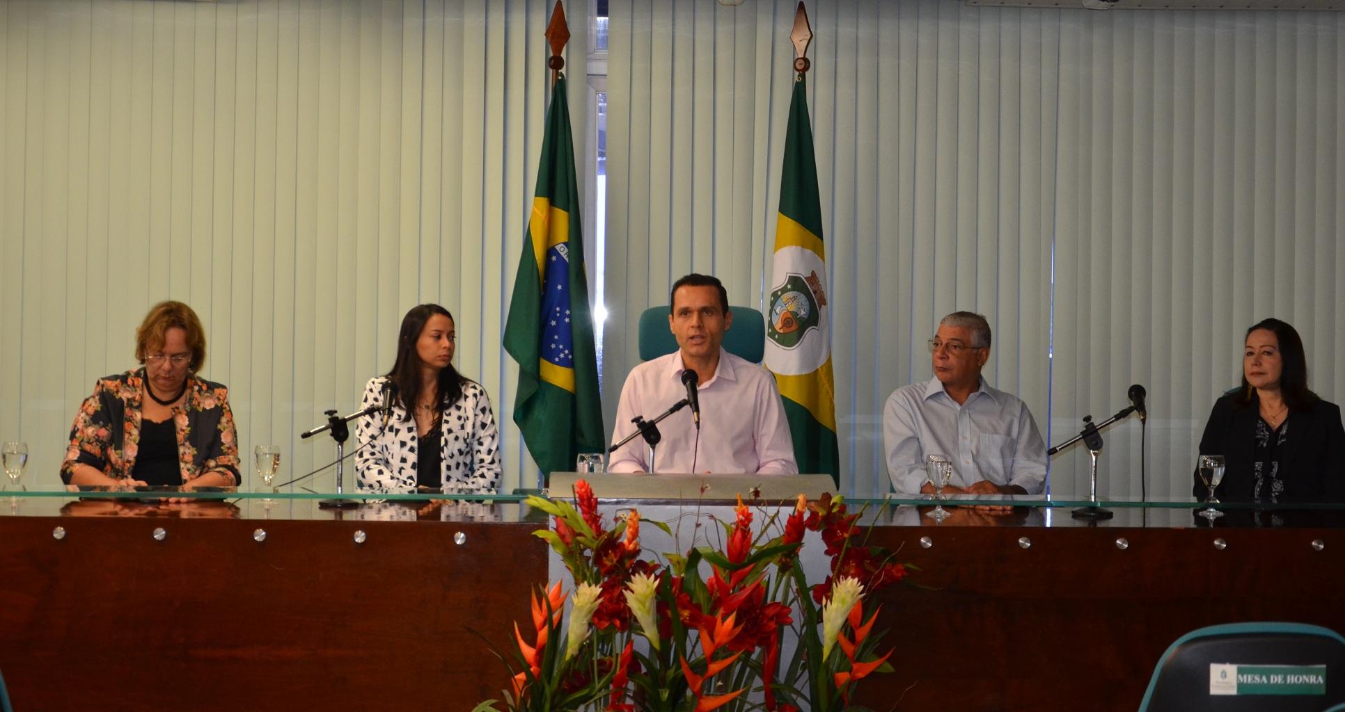 Prêmio Ceará Gestão Pública é lançado na SEPLAG
