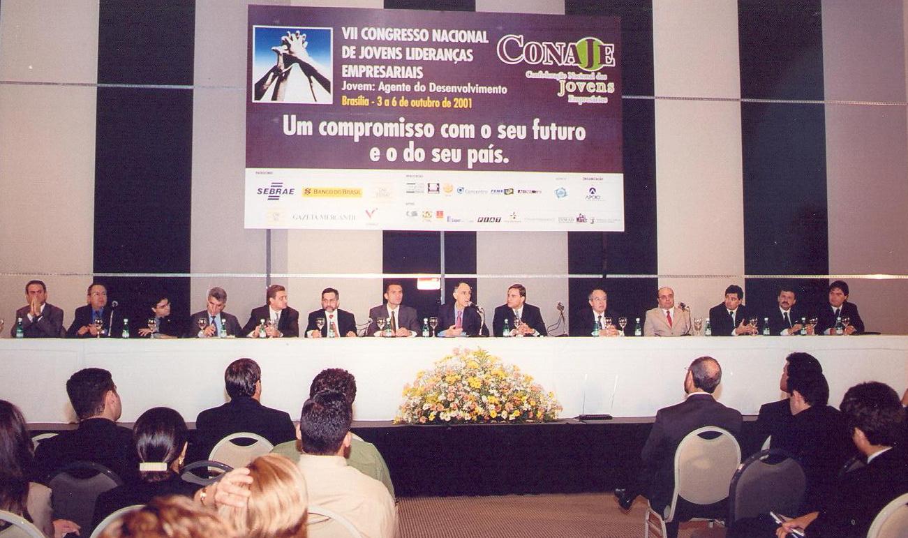VII Congresso Nacional de Jovens Lideranças Empresariais