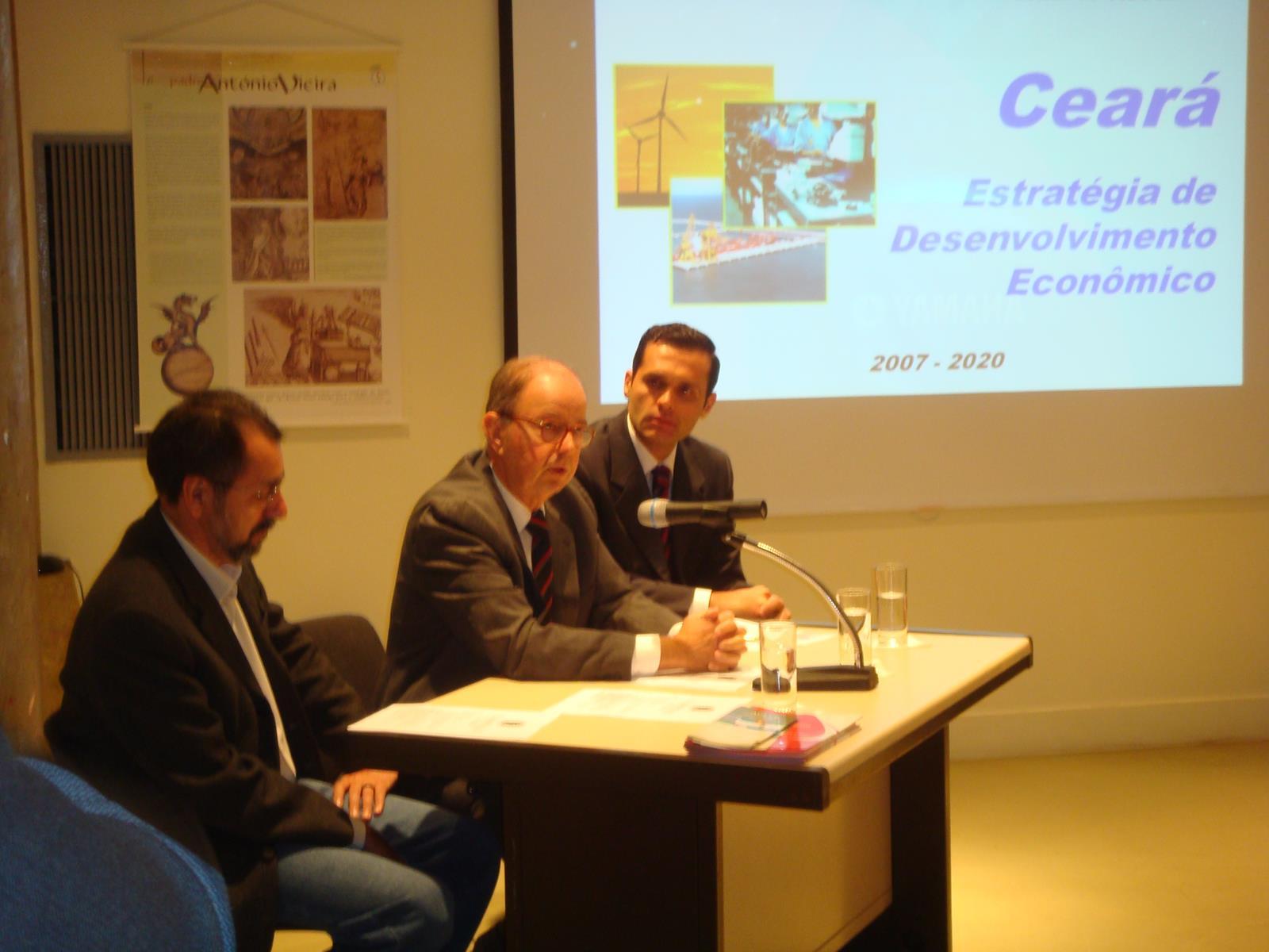 Comitiva do Ceará faz contatos com setor de TI em Portugal