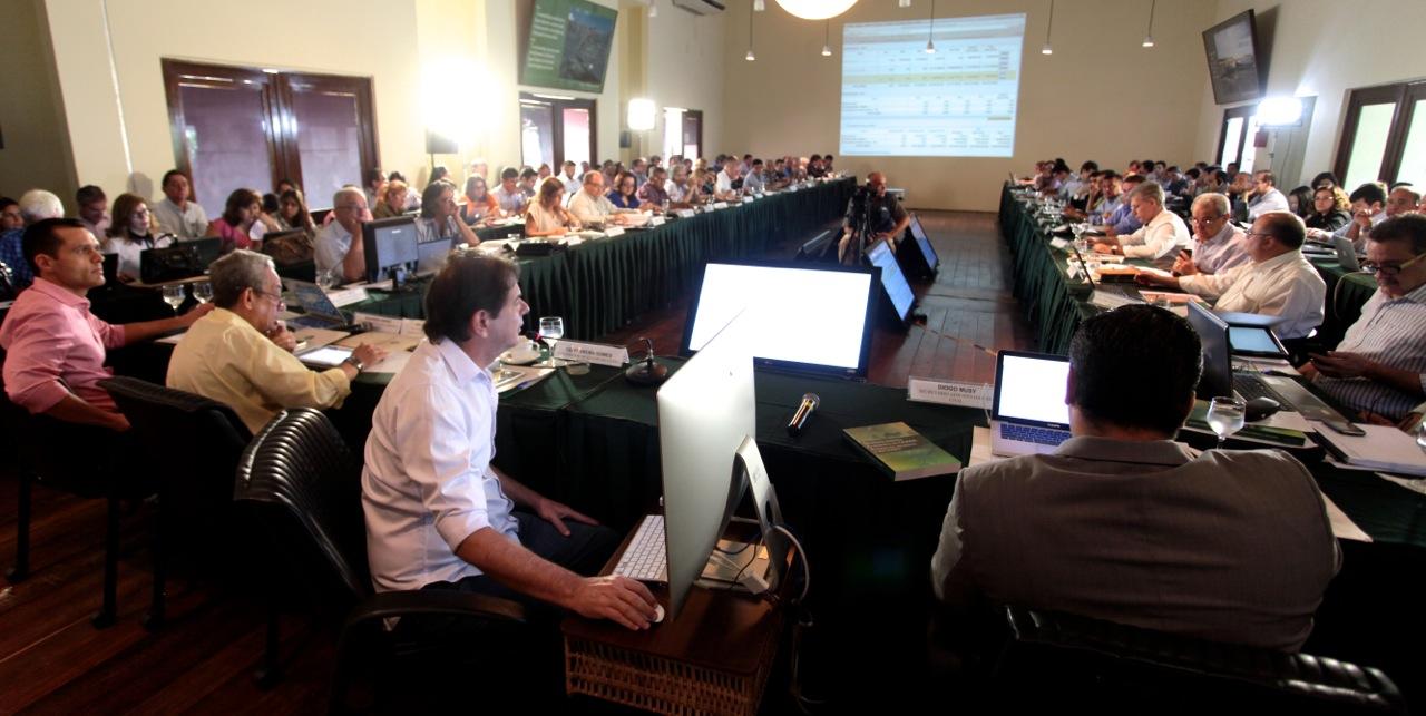 Governador reúne secretários para avaliar MAPP