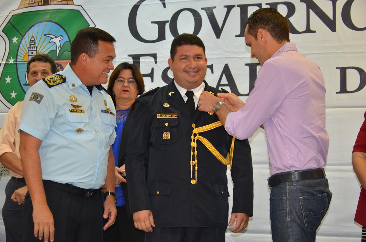 Sete servidores recebem a Medalha do Mérito Funcional