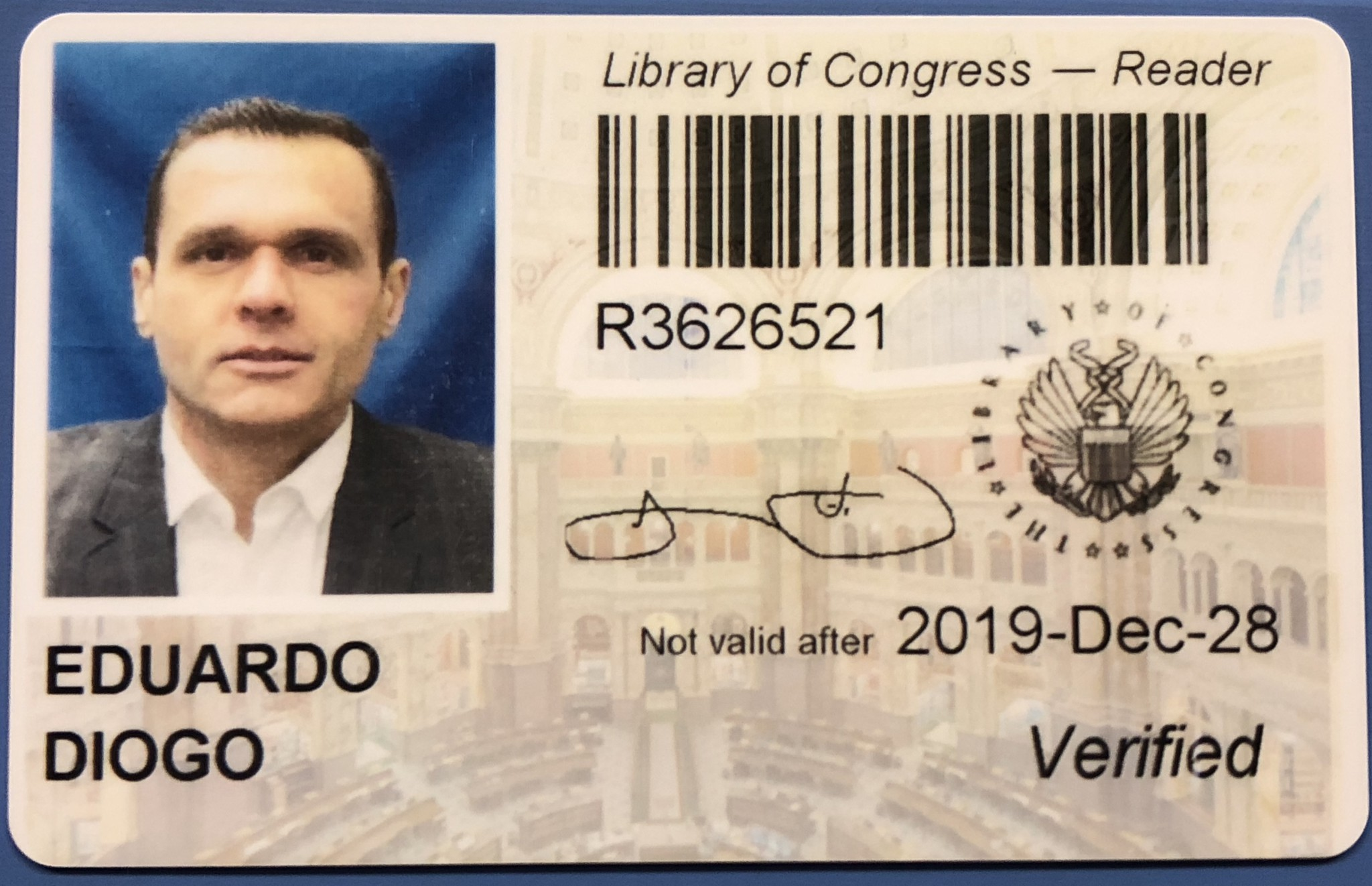 "Library of Congress, Washington D.C.: ""Enter to grow in wisdom."" *** Biblioteca do Congresso, Washington EUA: ""Entre para crescer em sabedoria."""