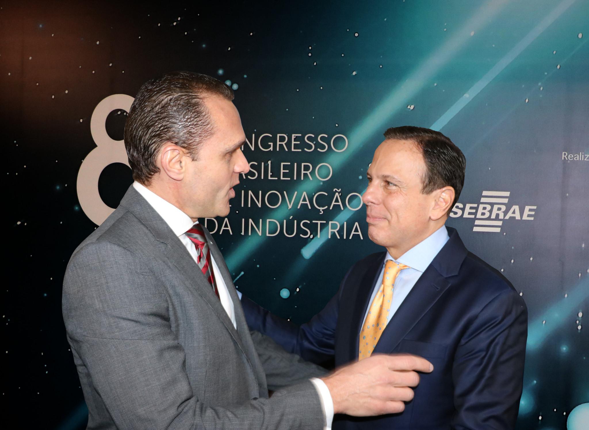 João Dória e Eduardo Diogo estudaram na Georgetown University