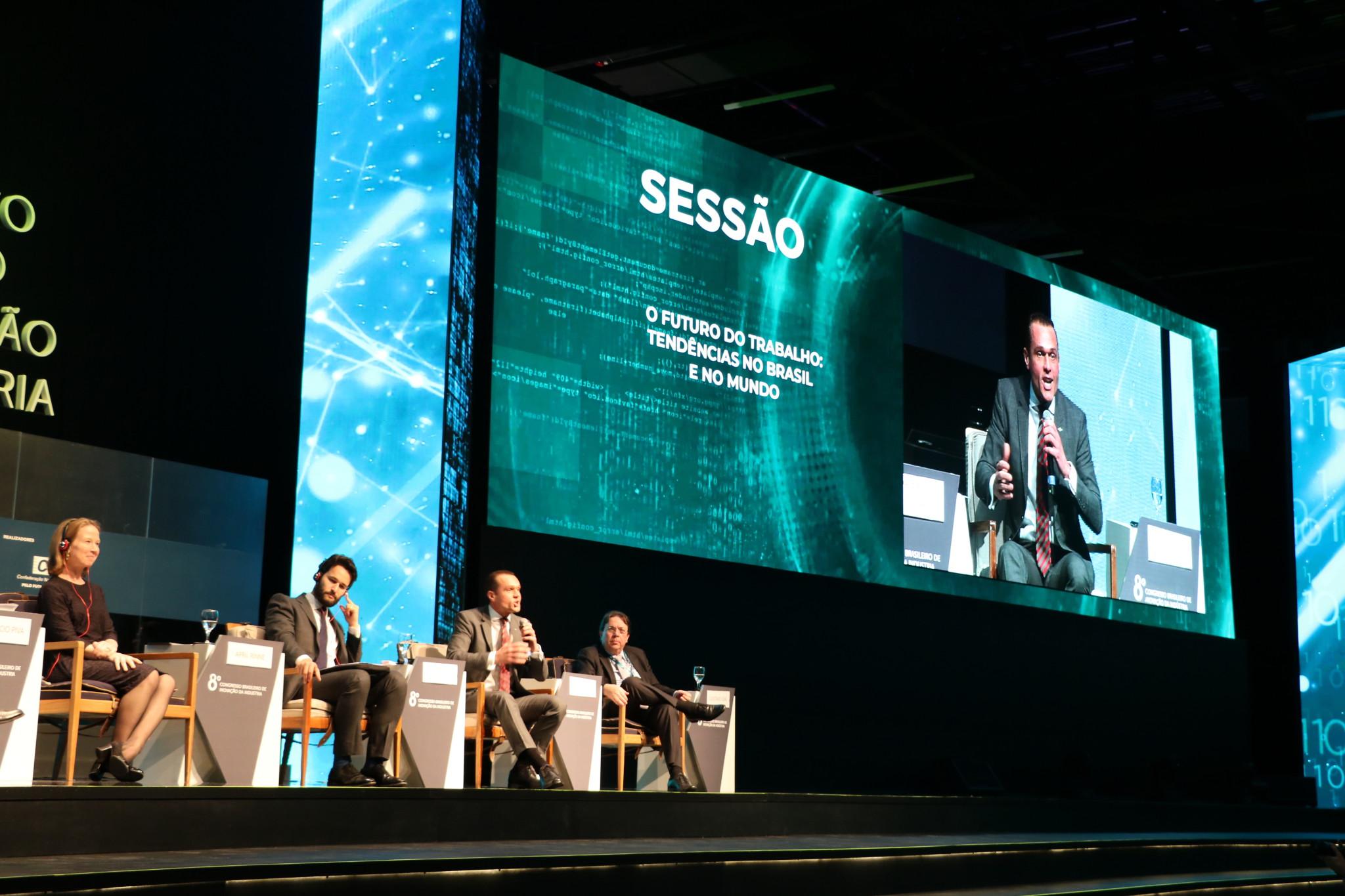8º Congresso Brasileiro de Inovação na Indústria