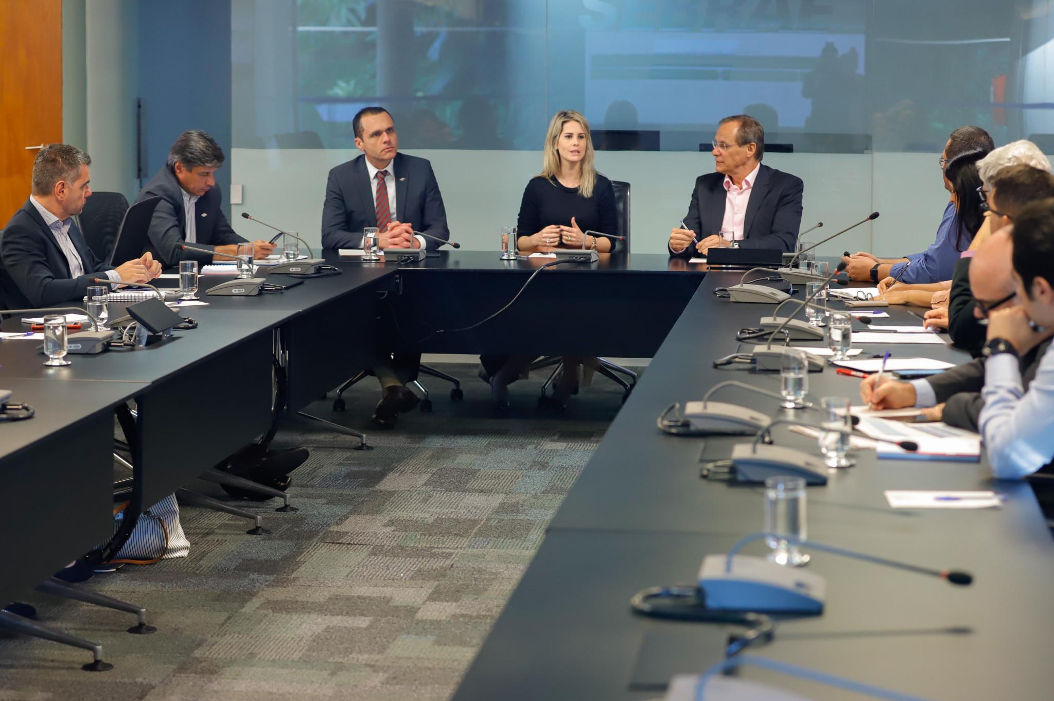 Reunião com SEPEC sobre prioridades do Governo