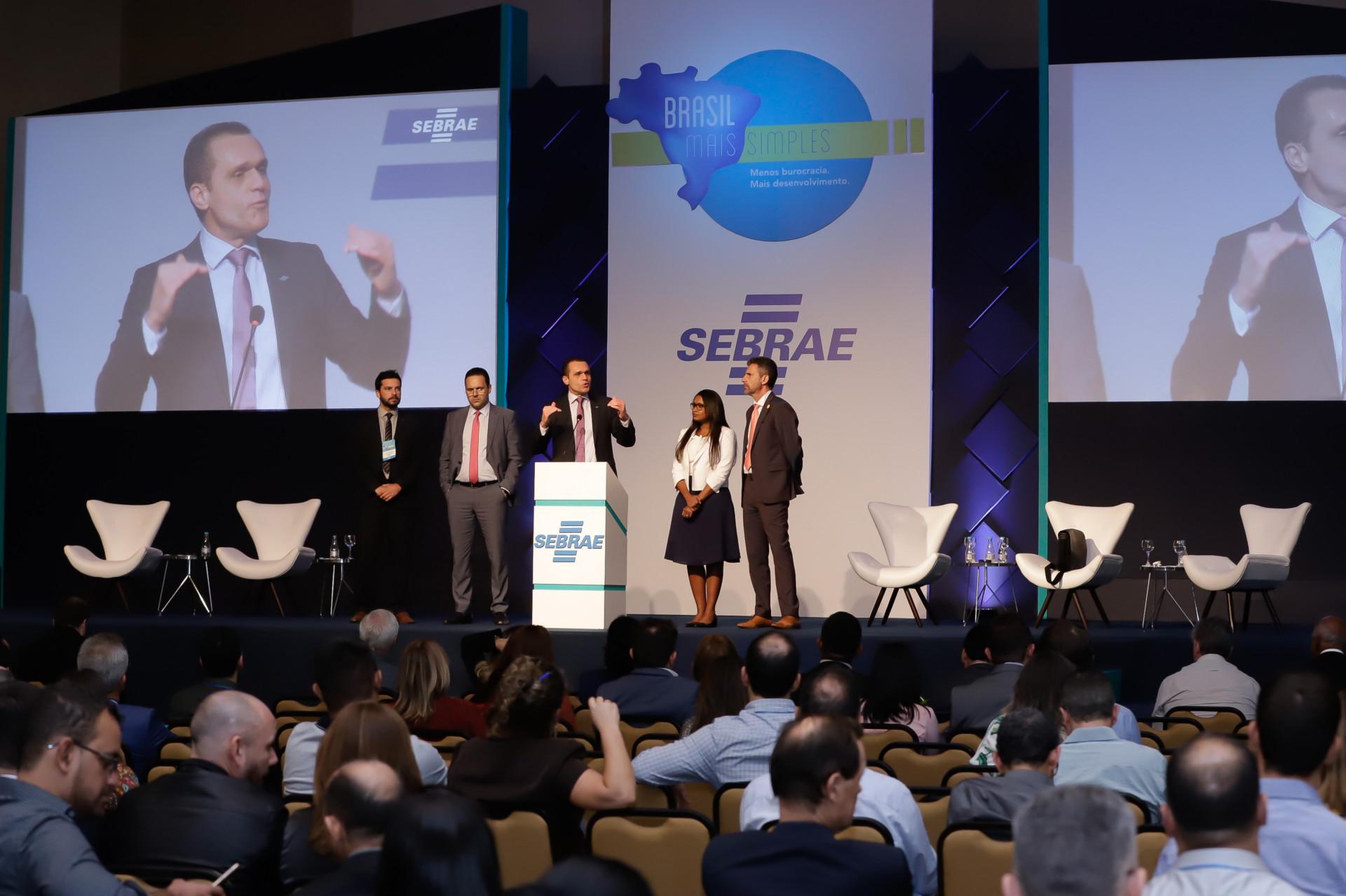 Encerramento do Seminário Brasil Mais Simples 2019