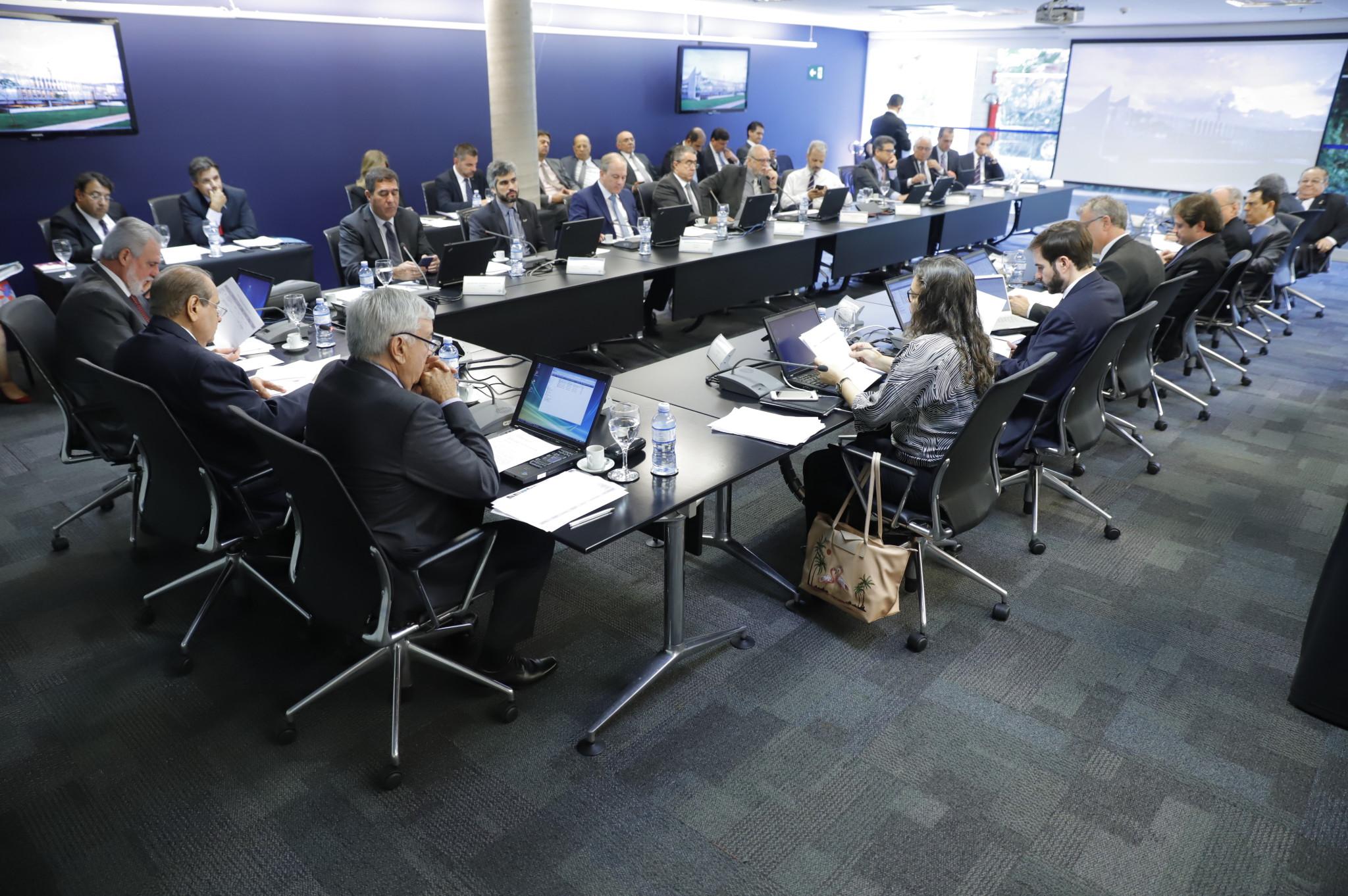 Reunião do Conselho Deliberativo Nacional do Sebrae (CDN)