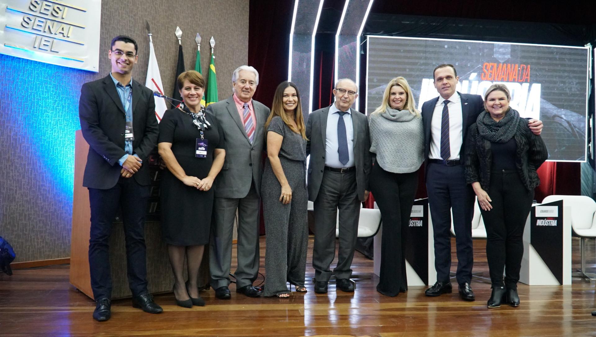Realização da Semana da Indústria 2019 pela Federação das Indústrias do Estado da Paraíba (FIEP)