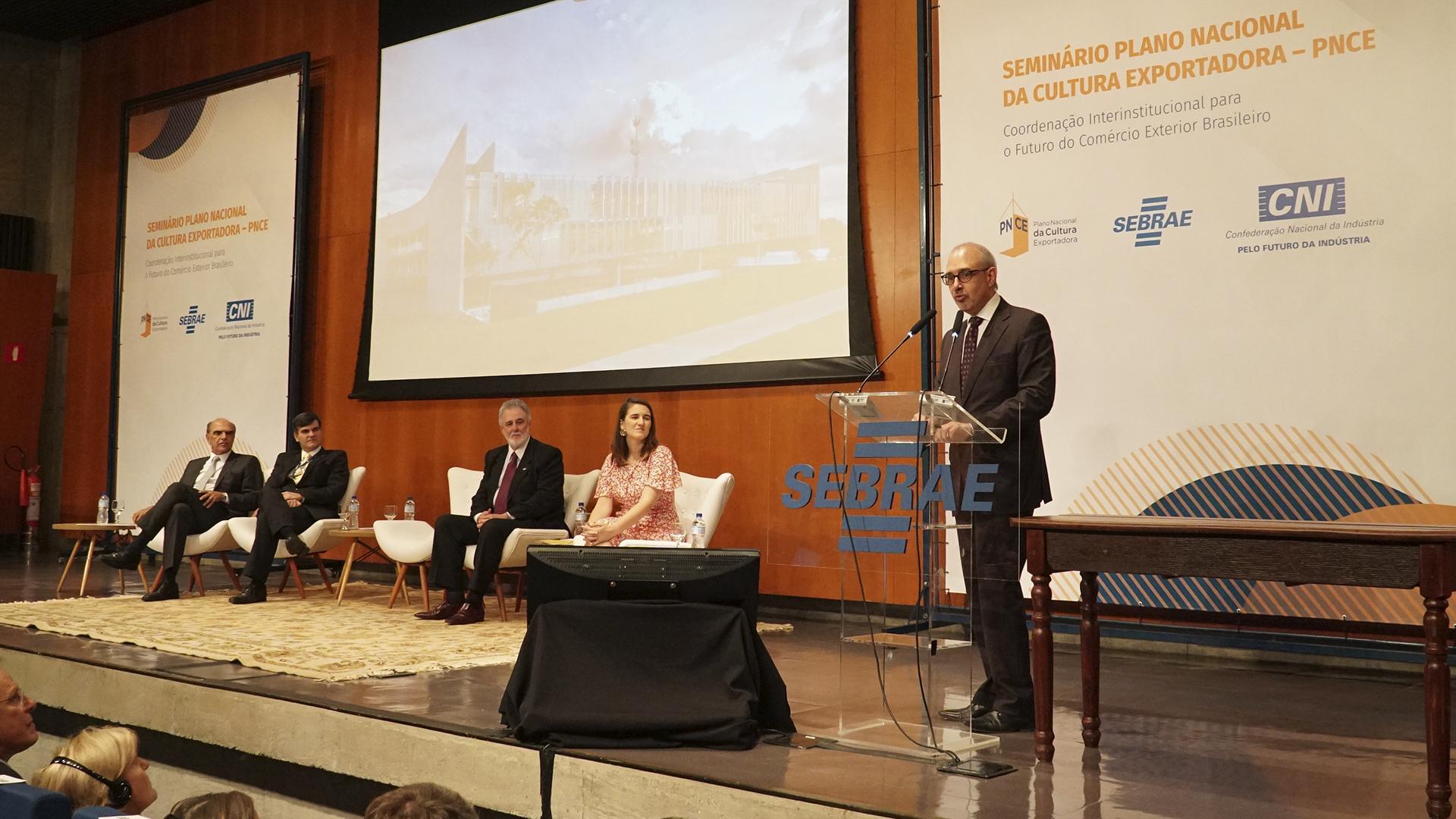 Seminário Plano Nacional da Cultura Exportadora – PNCE