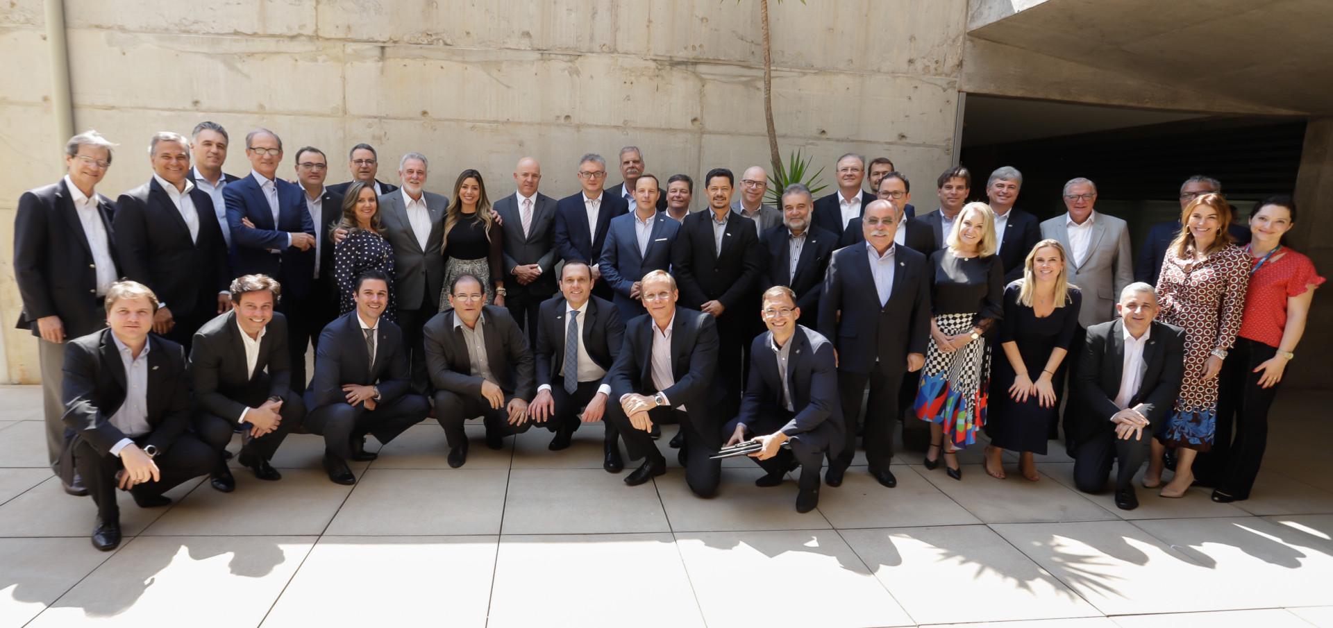 Lançamento do trabalho de Planejamento Estratégico com a Fundação Dom Cabral