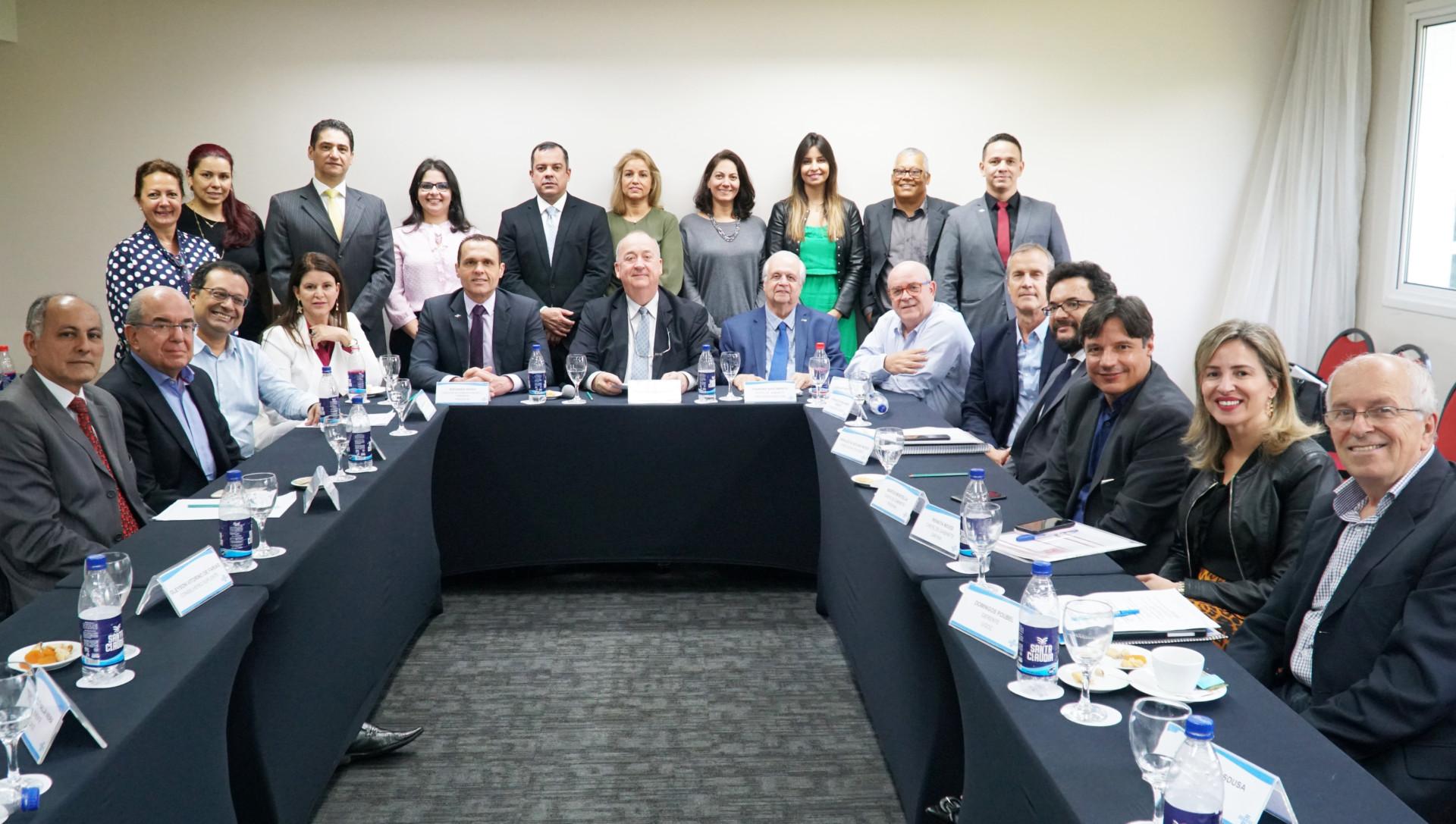 Reunião do Conselho Fiscal do Sebrae Nacional