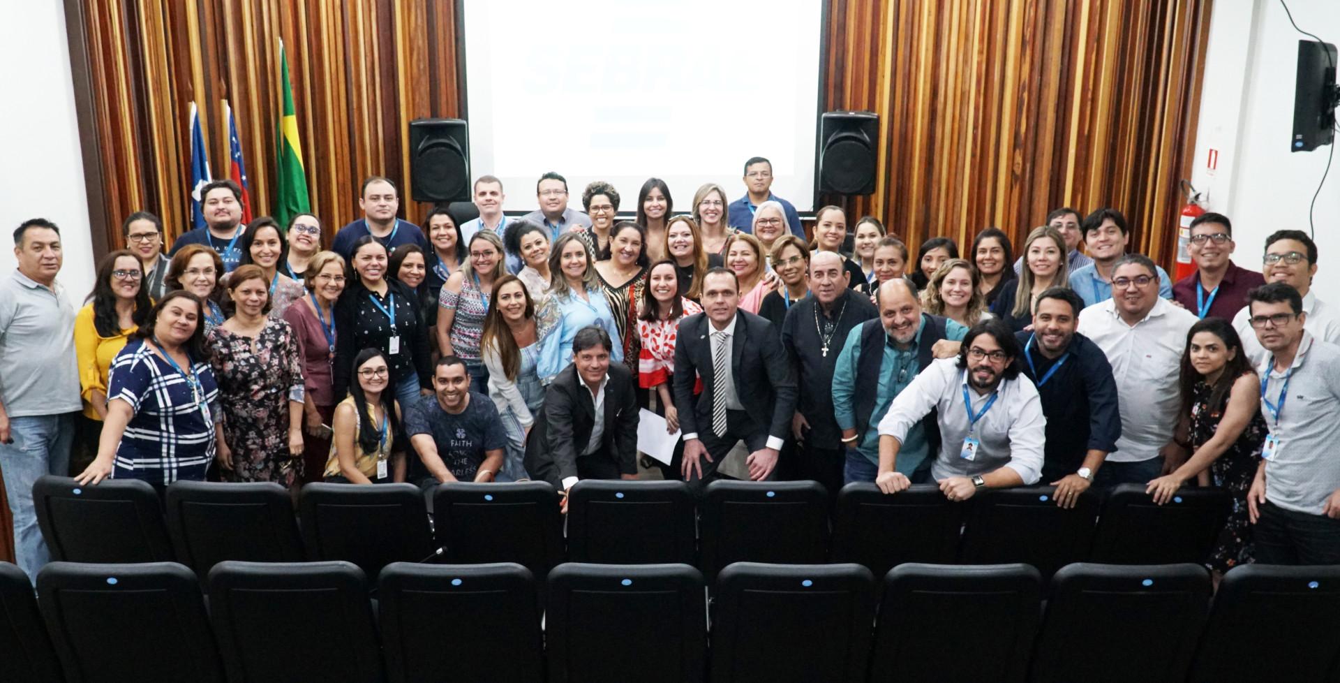 Plenária: Debate aberto com os colaboradores do Sebrae AM