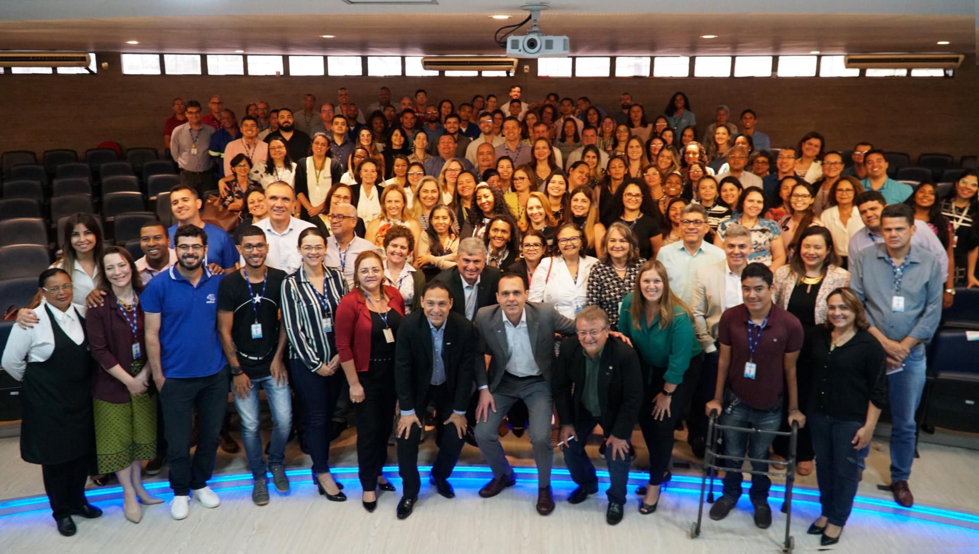 Plenária: Debate aberto com os colaboradores do Sebrae/MA