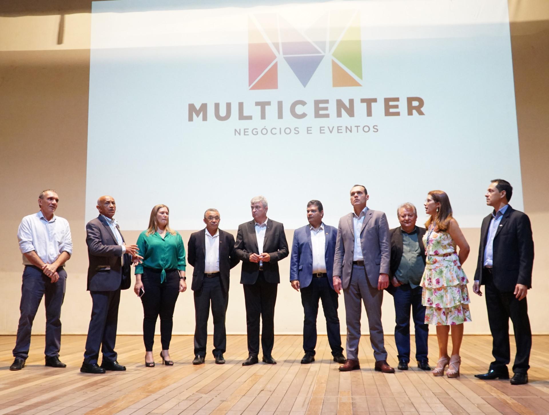 Visita ao complexo Multicenter Negócios e Eventos do Sebrae/MA