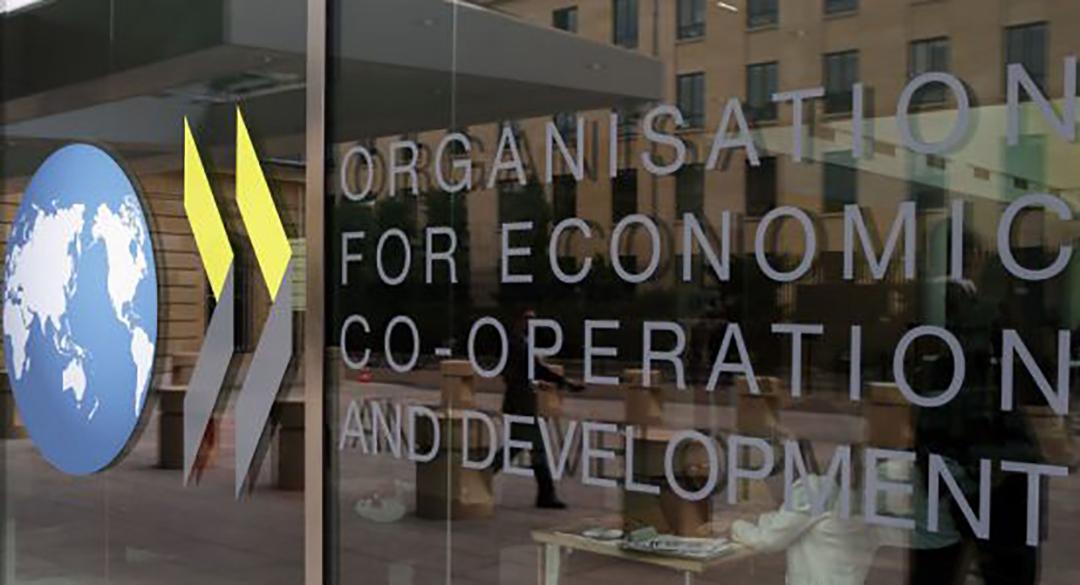 """""""Eduardo Diogo apresenta estudo na sede da OCDE"""", by Equipe Focus"""