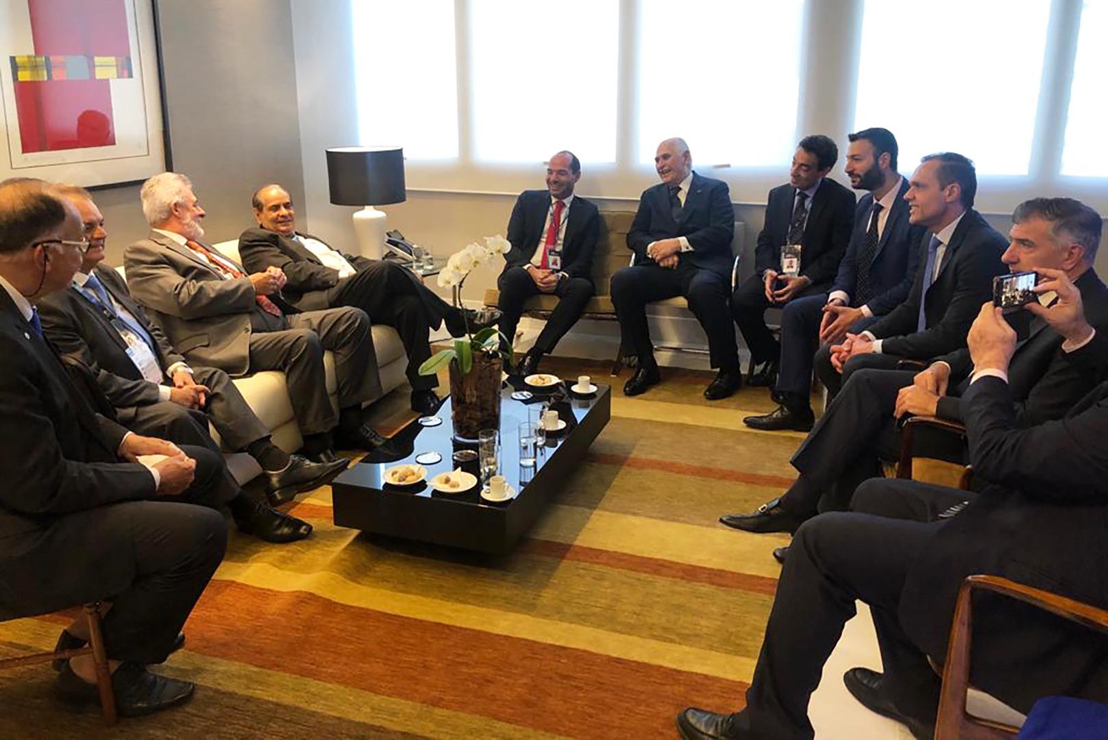 CI19 – Conferência de Comércio Internacional e Serviços do Mercosul