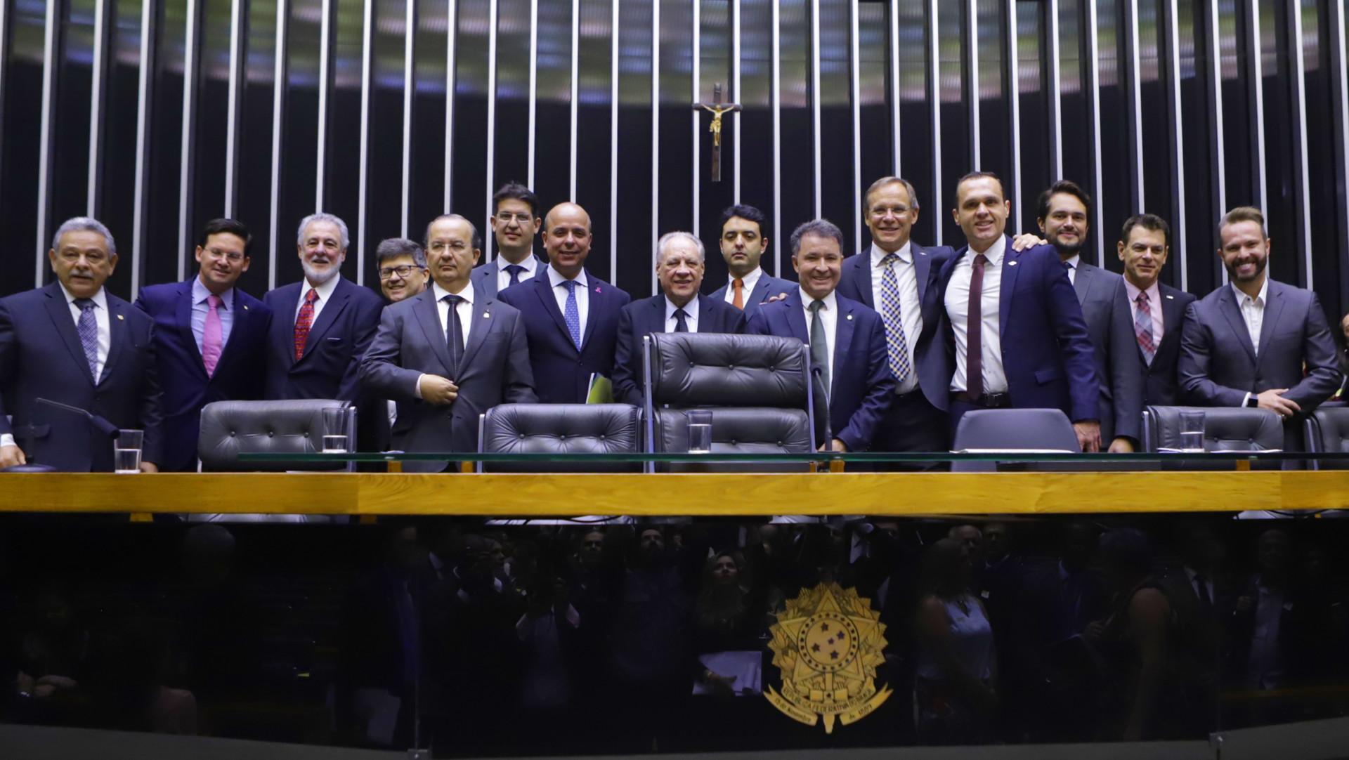 Sessão Solene em Homenagem às Microempresas e Empresas de Pequeno Porte na Câmara dos Deputados