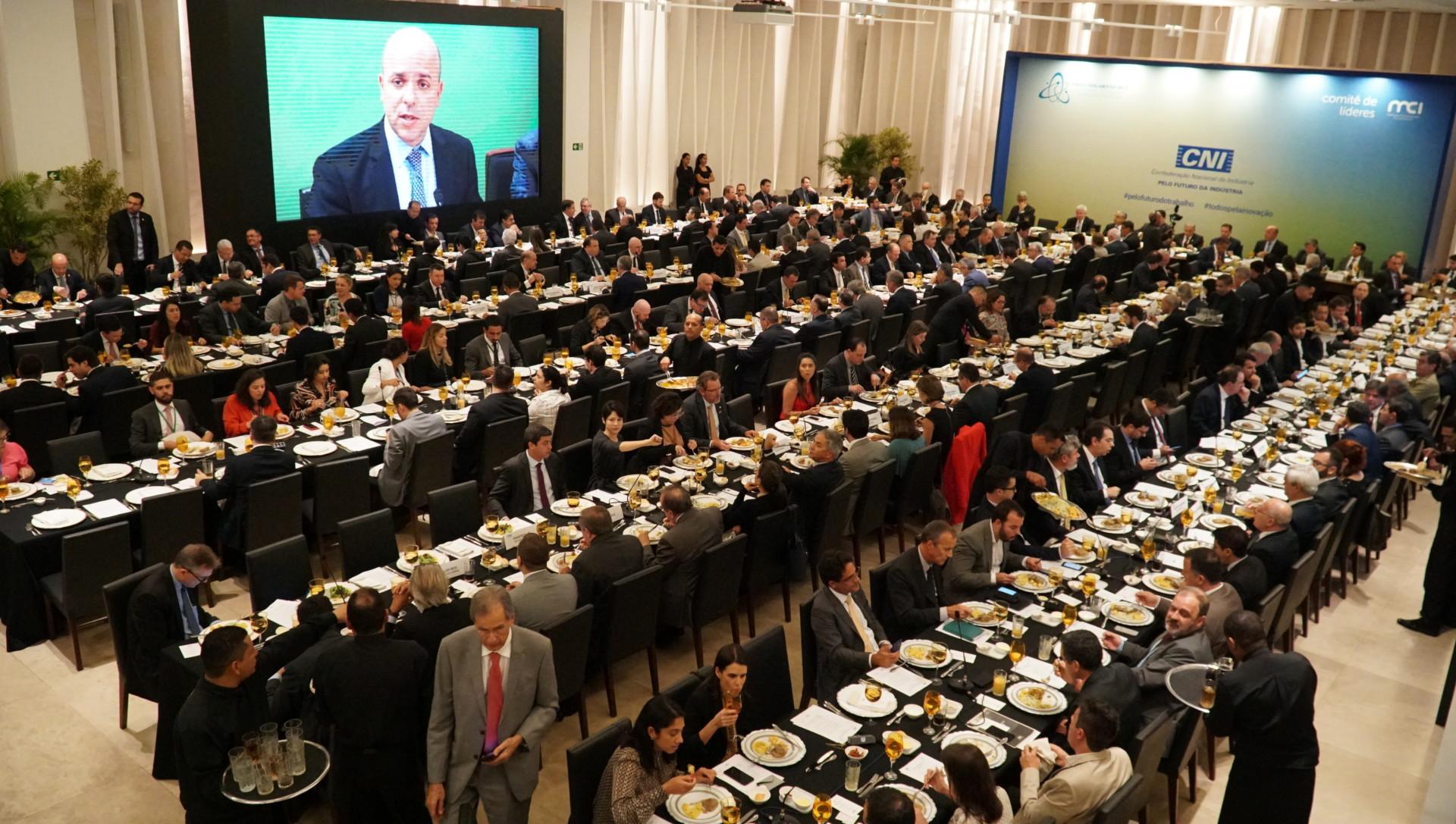 Reunião da MEI em Brasília