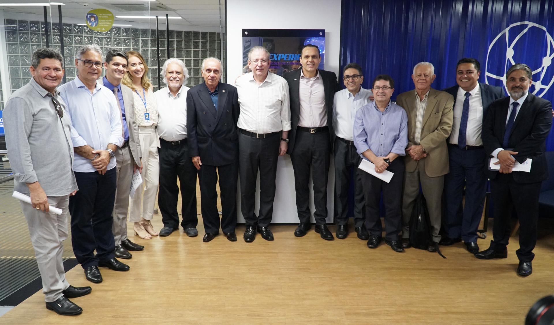Inauguração da escola de conhecimento do Sebrae Ceará, Experience
