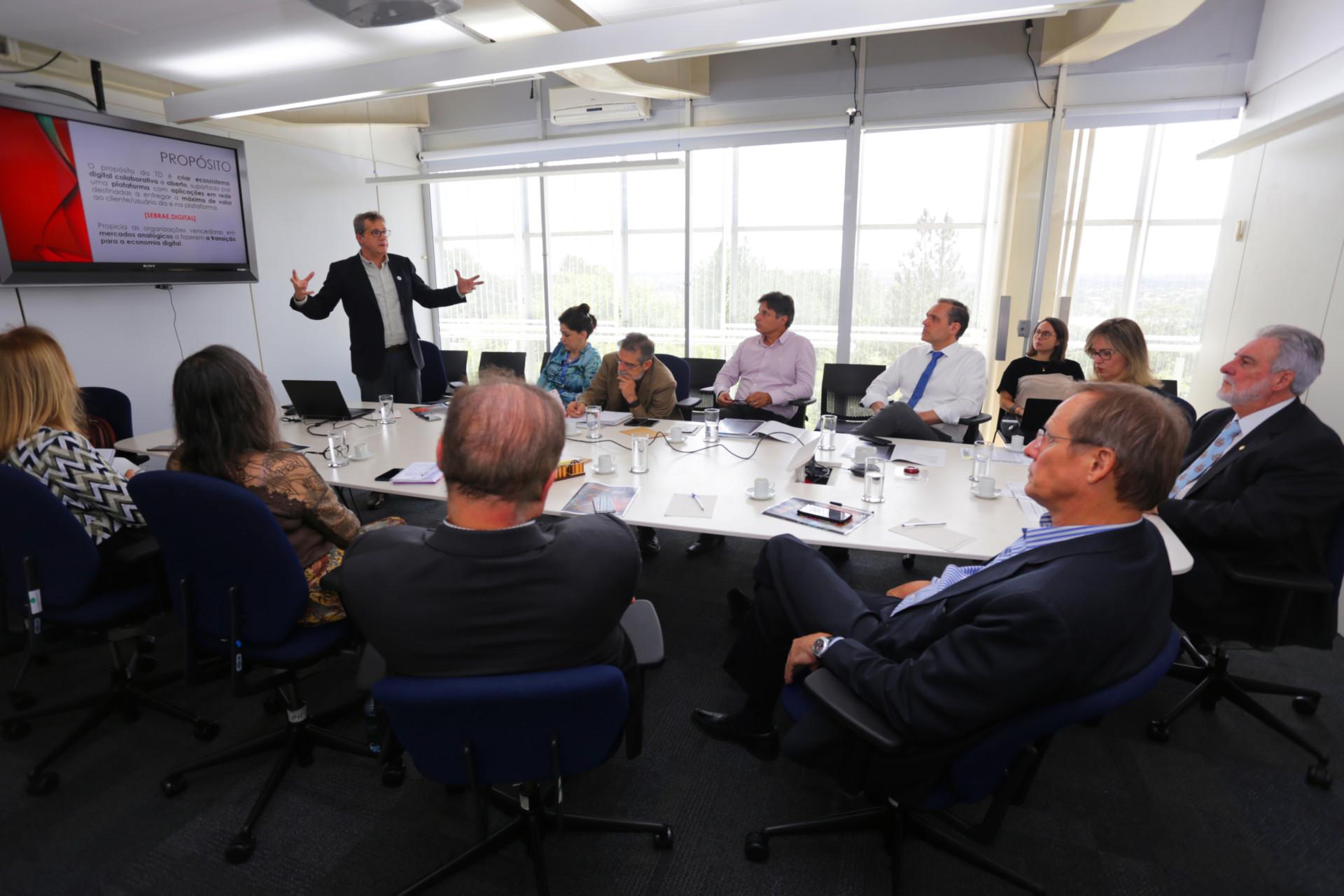 Comitê da Transformação Digital apresenta resultados de 2019