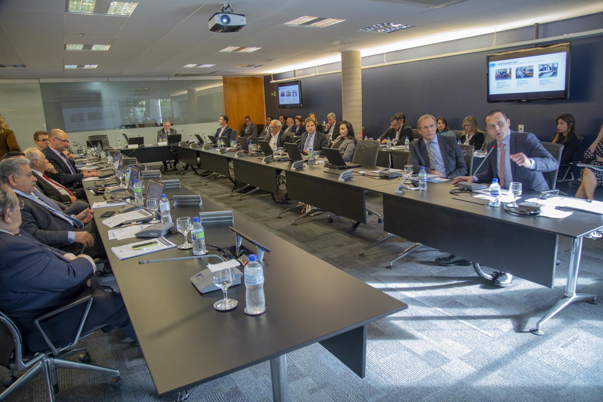 Primeira reunião do Conselho Deliberativo do Sebrae Nacional de 2020