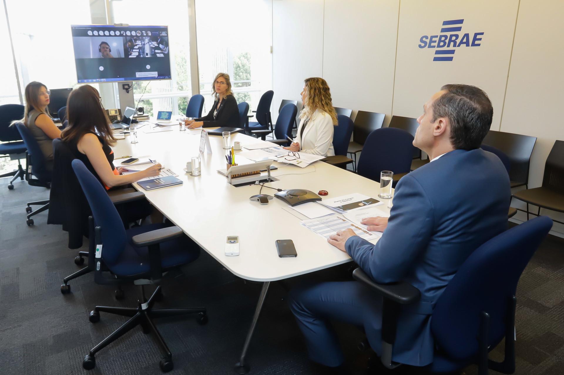 44ª Reunião Ordinária do Conselho Deliberativo da Agência Brasileira de Desenvolvimento Industrial (ABDI)
