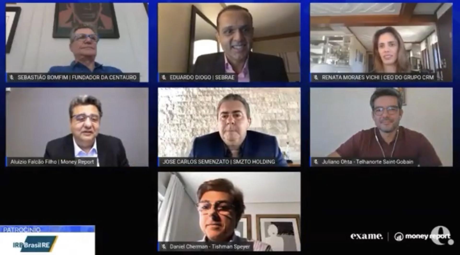 Brasil em reconstrução: negócios e transformação digital
